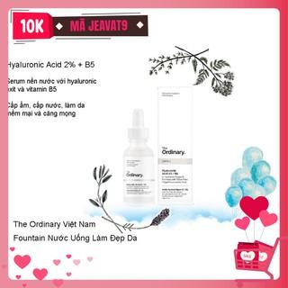 [MÃ GIẢM 10K MÃ JEAVAT9] Serum cấp ẩm The Ordinariy Serum Hyaluronic Acid 2% + B5 thumbnail