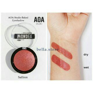 Phấn mắt AOA Studio Baked Eyeshadow thumbnail