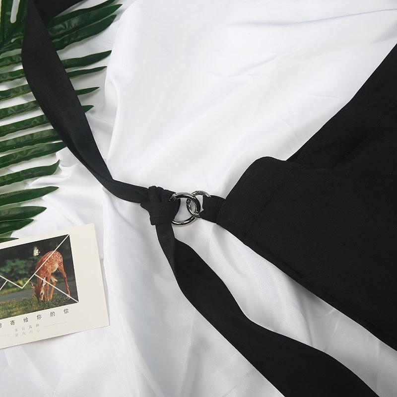 Túi đeo chéo vai với khóa kim loại phong cách hàn q