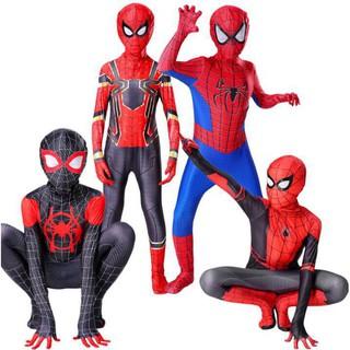 Bộ đồ hóa trang siêu nhân người nhện cho bé