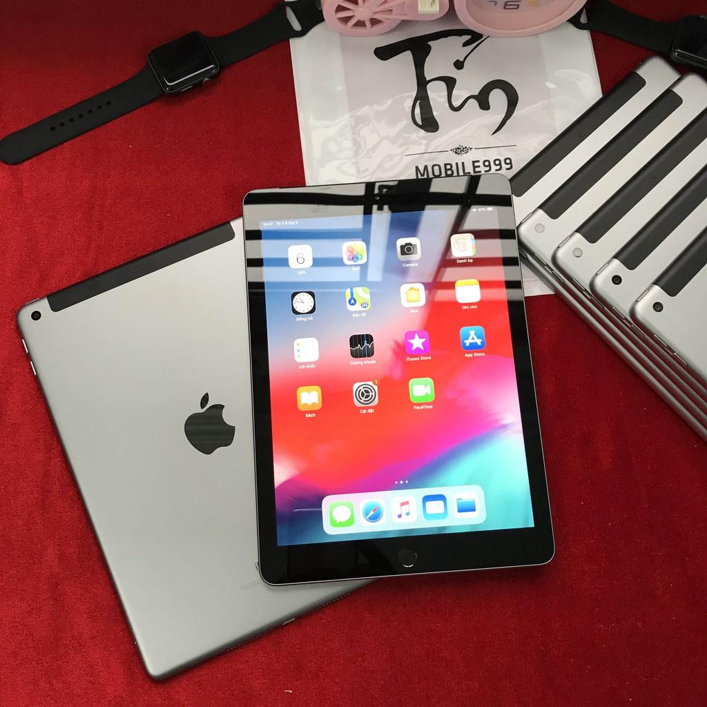 Máy Tính Bảng iPad 2018 Gen 6 (Wifi + 4G) 32GB Chính Hãng Zin Đẹp 99% - Màn đẹp - Pin bền - MOBILE999