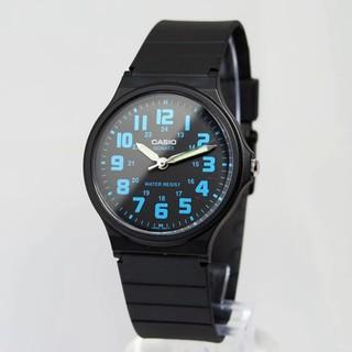Đồng hồ nữ dây nhựa Casio chính hãng Anh Khuê MQ-71-2BDF