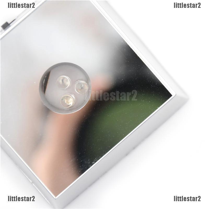 Đế đèn LED 3 bóng trang trí hoa văn tinh tế