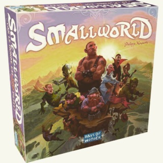 [Hàng móp hộp] Smallworld – Trò chơi thẻ bài xâm chiếm lãnh thổ
