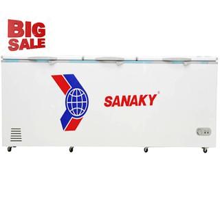 Tủ đông Sanaky Inverter 1143Lít VH-1399HY3 (Miễn phí giao tại HCM-ngoài tỉnh liên hệ shop)