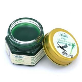 Dầu Cù Là Sả Trị Muỗi Đốt Green Herb Citronella Essence Balm Thái Lan thumbnail