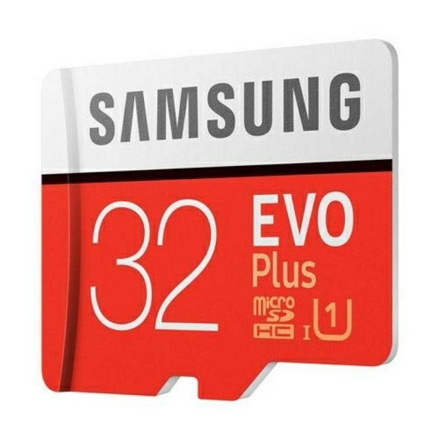 Thẻ nhớ Samsung Evo plus + 32Gb - 95Mb - 3345936 , 448921759 , 322_448921759 , 165000 , The-nho-Samsung-Evo-plus-32Gb-95Mb-322_448921759 , shopee.vn , Thẻ nhớ Samsung Evo plus + 32Gb - 95Mb