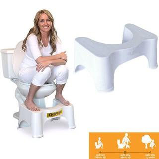 FREESHIP - Ghế kê chân toilet chống táo bón Chefman thumbnail