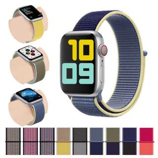 [Miễn Phí Vận Chuyển 50K] Dây đeo đồng hồ Apple Watch chất liệu Nylon cao cấp ôm tay cho Series 5/4/3/2/1