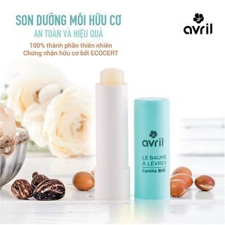 Son dưỡng môi bơ hạt mỡ hữu cơ Avril 4g thumbnail