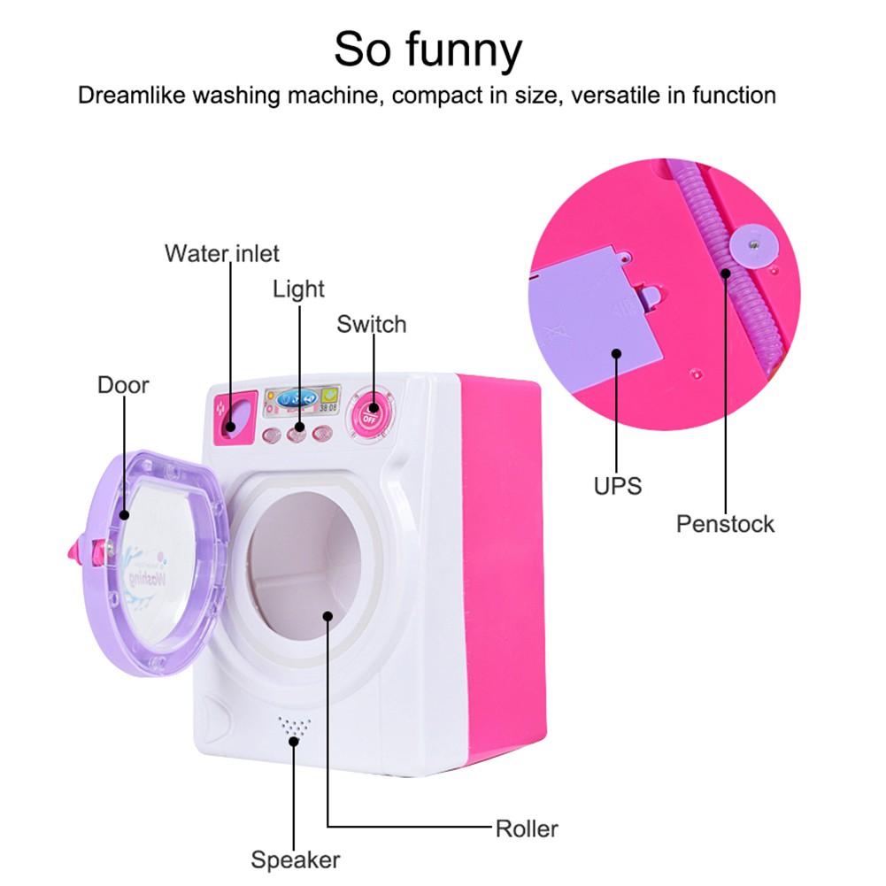 Máy giặt đồ chơi bằng nước kích thước lớn