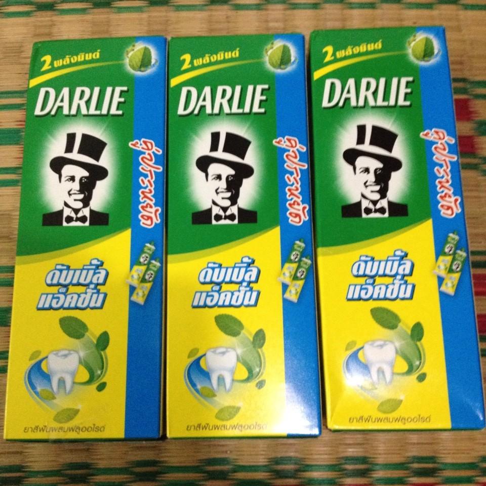 Combo 2 tuýp kem Đánh Răng Darlie Thái hương bạc hà - 10077588 , 273839466 , 322_273839466 , 55000 , Combo-2-tuyp-kem-Danh-Rang-Darlie-Thai-huong-bac-ha-322_273839466 , shopee.vn , Combo 2 tuýp kem Đánh Răng Darlie Thái hương bạc hà