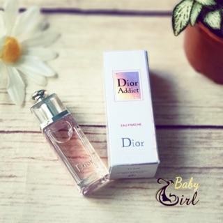 [BILL MỸ] Nước hoa mini nữ chính hãng Dior Addict Eau Fraiche thumbnail