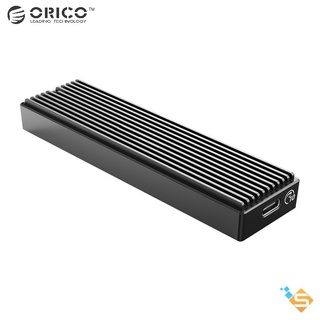 Box Ổ Cứng ORICO USB type-C Gen2 10Gbps PCIe M2 SATA NVME NGFF 5Gbps Cho SSD M.2 2230 2242 2260 2280 thumbnail