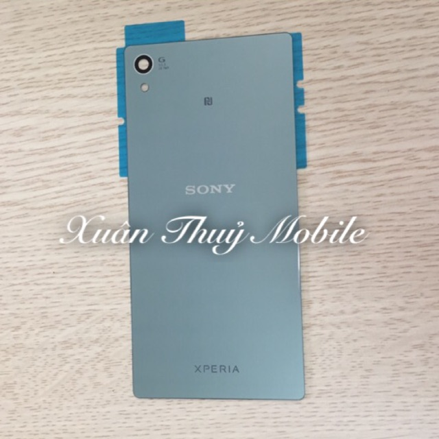 Nắp lưng Sony Xperia Z4 màu xanh lục bảo - 3420048 , 604636871 , 322_604636871 , 60000 , Nap-lung-Sony-Xperia-Z4-mau-xanh-luc-bao-322_604636871 , shopee.vn , Nắp lưng Sony Xperia Z4 màu xanh lục bảo
