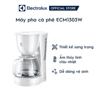 Máy làm cà phê Electrolux ECM1303W thumbnail