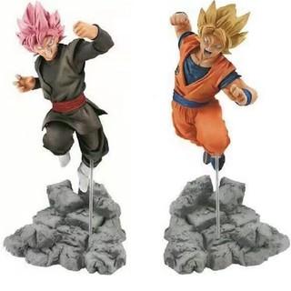 Mô hình Songoku và Black Goku SBGK2