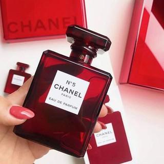 Nước hoa Chanel N5 đỏ, Nước hoa nữ cao cấp thơm lâu thumbnail