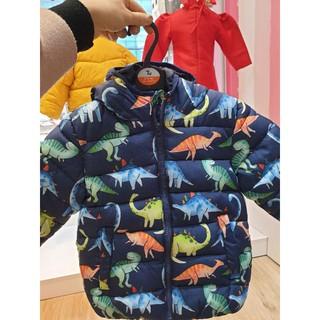 áo khủng long của Tu hàng xuất
