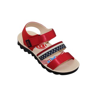 Sandal bé trai Bita s SEN.50 (Đỏ + Navy) thumbnail