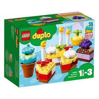 Bữa Tiệc Sinh Nhật Đầu Tiên LEGO Duplo 10862 (41 Chi Tiết) – munmac
