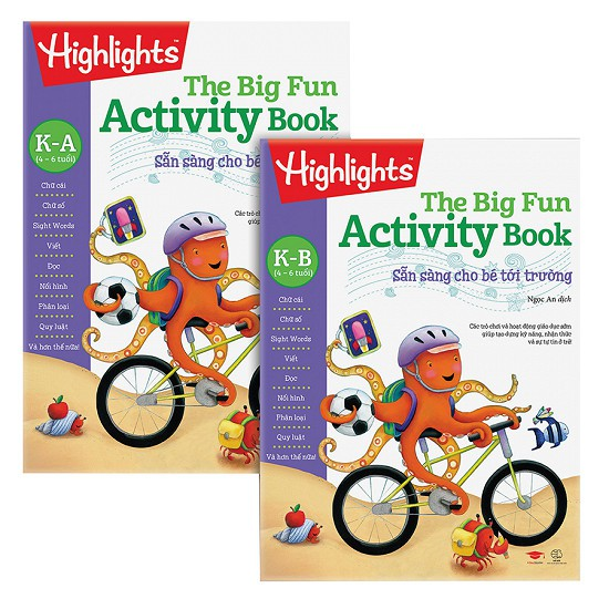 Sách - Combo Big Fun Activity Book - Sẵn Sàng Cho Bé Tới Trường K-B (4-6 Tuổi) - 3589218 , 1251865464 , 322_1251865464 , 330000 , Sach-Combo-Big-Fun-Activity-Book-San-Sang-Cho-Be-Toi-Truong-K-B-4-6-Tuoi-322_1251865464 , shopee.vn , Sách - Combo Big Fun Activity Book - Sẵn Sàng Cho Bé Tới Trường K-B (4-6 Tuổi)