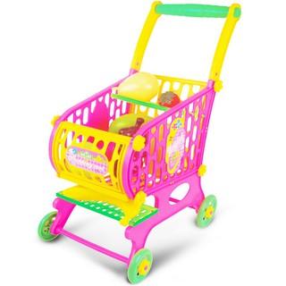 Xe đồ chơi siêu thị cho bé