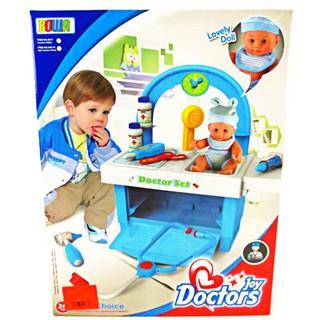 Bộ đồ chơi bác sĩ loại to sale