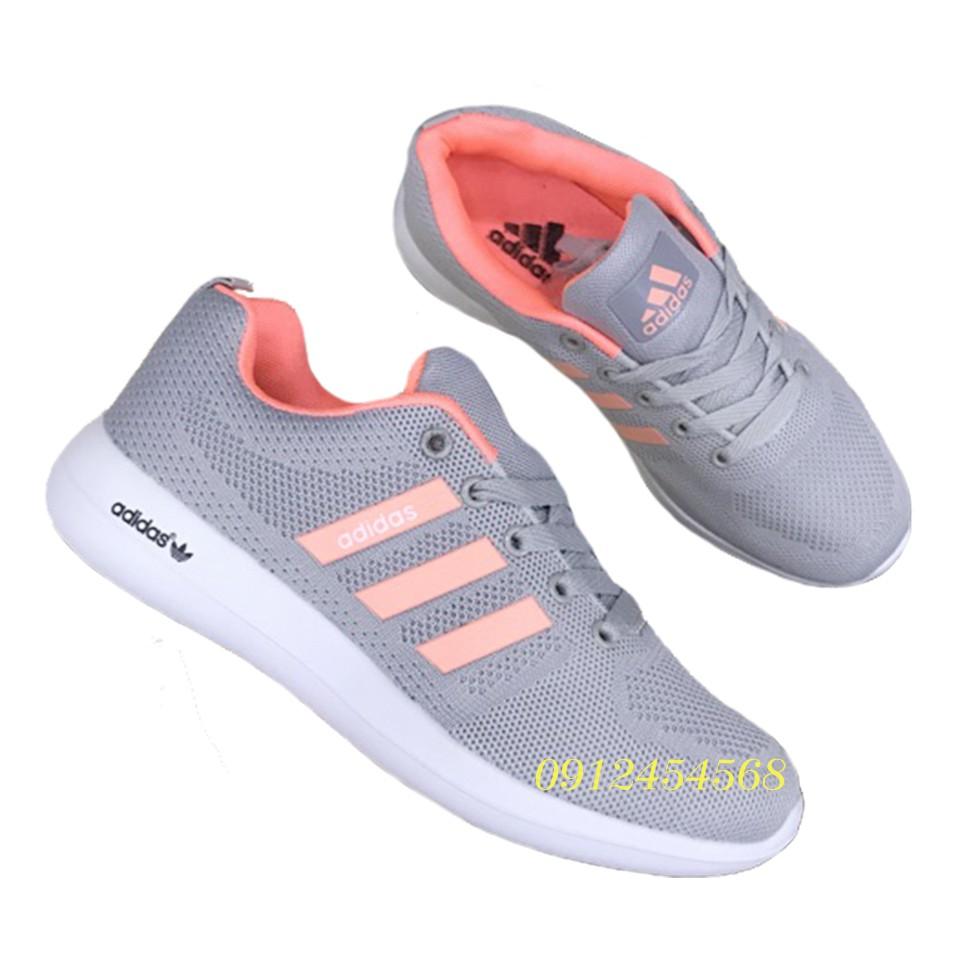 (KÈM VIDEO) giày thể thao nữ, Giày Adidas nữ - 3366813 , 749261263 , 322_749261263 , 635000 , KEM-VIDEO-giay-the-thao-nu-Giay-Adidas-nu-322_749261263 , shopee.vn , (KÈM VIDEO) giày thể thao nữ, Giày Adidas nữ