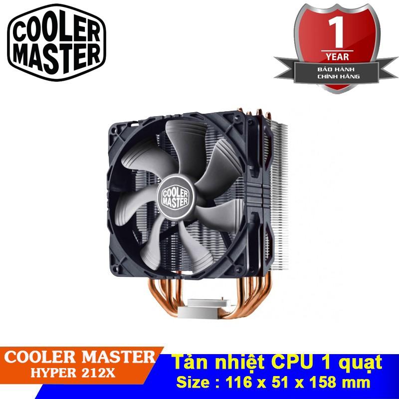 Tản nhiệt Cooler Master 212X - An Phú phân phối