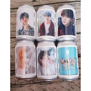 Lon chai tiết kiệm BTS và thành viên BTS