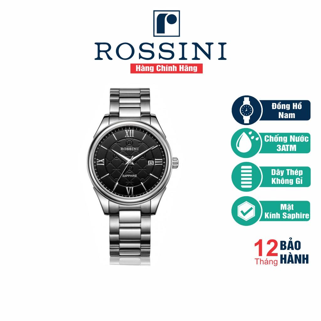 Đồng Hồ Nam Cao Cấp Rossini - 5577W04C - Hàng Chính Hãng