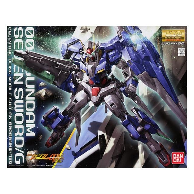 Mô hình lắp ráp Gundam MG 1/100 GN-0000/7S