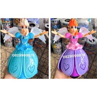 Lồng Đèn Điện Elsa Có Cánh – Xoè Đuôi