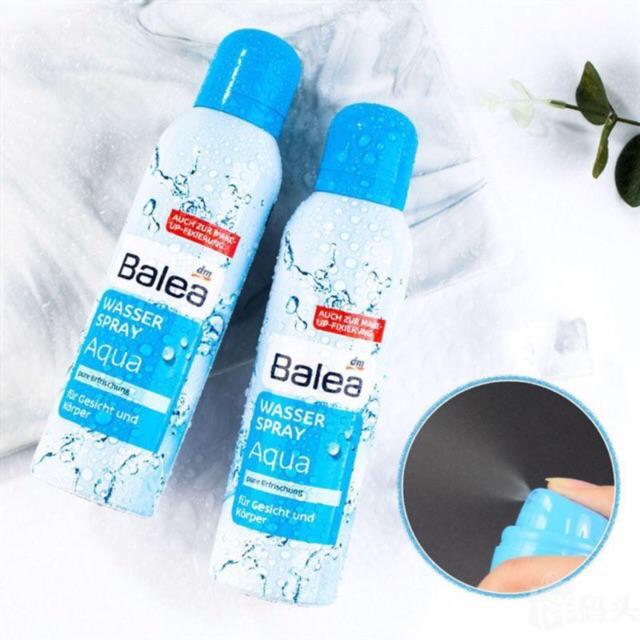 (Có sẵn) Xịt khoáng biển Balea Wasser Spray Aqua Pure Erfrischung 150ml. - 22631700 , 2251496091 , 322_2251496091 , 110000 , Co-san-Xit-khoang-bien-Balea-Wasser-Spray-Aqua-Pure-Erfrischung-150ml.-322_2251496091 , shopee.vn , (Có sẵn) Xịt khoáng biển Balea Wasser Spray Aqua Pure Erfrischung 150ml.