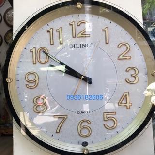 [Hàng loại 1] Đồng hồ treo tường DILING
