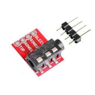 Mô-Đun Micro Cjmcu-Trrs 3.5Mm Mp3
