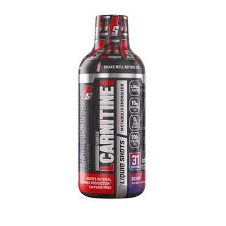 L-carnitine 3000, chuyển hoá mỡ thừa, dạng lỏng vị quả berry
