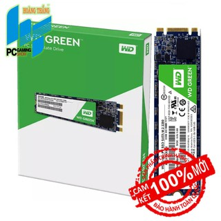 Ổ cứng SSD WD 240GB WDS240G2G0B (M2-2280)
