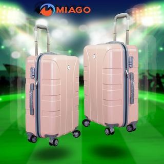 Vali kéo du lịch size 24 thời trang MIAGO thumbnail