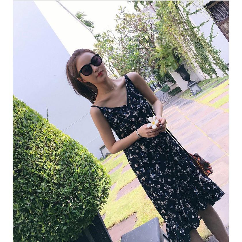 Váy Hoa Đuôi Cá