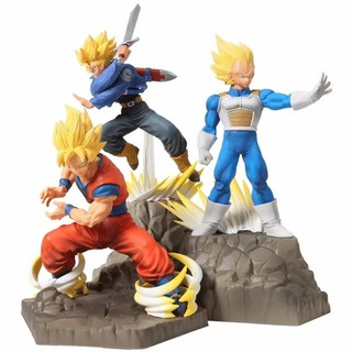 Hand-made APF series modeling Vegeta Sun Wukong Trunks boxed hand-made