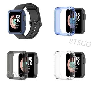 Vỏ Tpu Siêu Mỏng Bảo Vệ Cho Đồng Hồ Thông Minh Xiaomi Mi Band Lite Redmi Watch