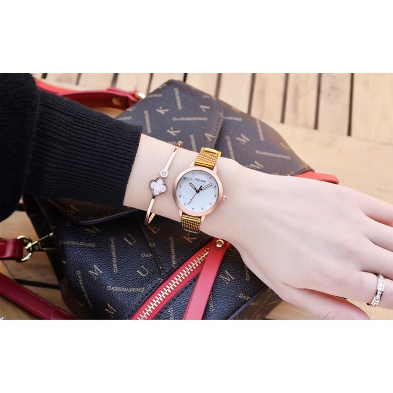 Đồng hồ nữ Yilako sang trọng