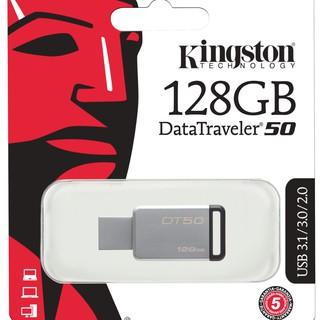 USB 3.1 Kingston Data Traveler DT50 128GB