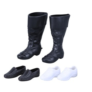 3 Pairs Doll Shoes Sneakers for Prince Ken Male Dolls Accessories [KidsDreamMall]