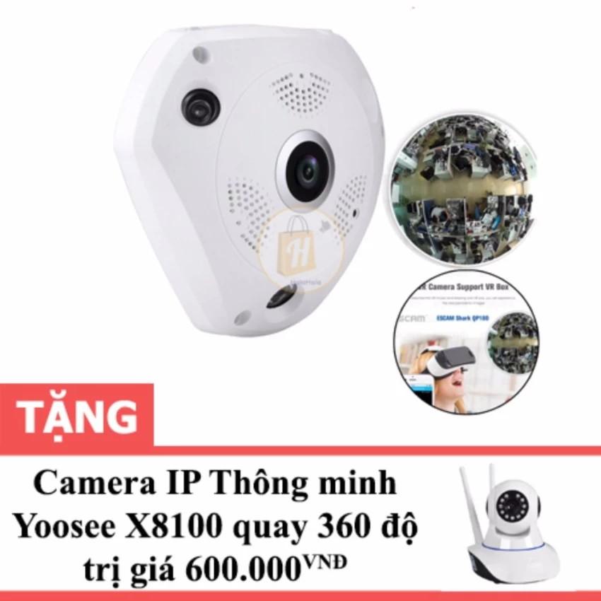 Camera IP VR CAM 3D quay mọi góc nhìn 360 độ (Trắng) tặng Camera IP Yoosee X8100 - 3305443 , 515091236 , 322_515091236 , 855000 , Camera-IP-VR-CAM-3D-quay-moi-goc-nhin-360-do-Trang-tang-Camera-IP-Yoosee-X8100-322_515091236 , shopee.vn , Camera IP VR CAM 3D quay mọi góc nhìn 360 độ (Trắng) tặng Camera IP Yoosee X8100