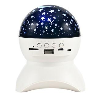 Loa Bluetooth Mini Đèn LED Đổi Màu, 7 màu, âm thanh sắc nét