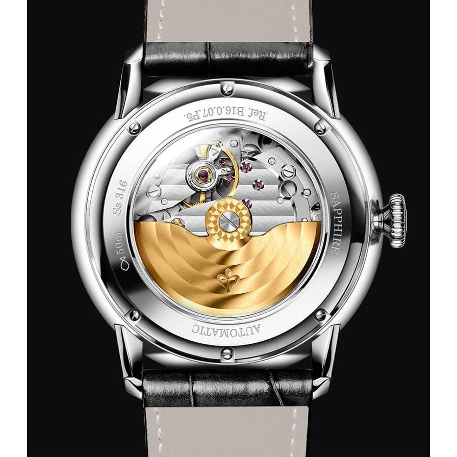 Đồng hồ nam chính hãng Poniger P16.015-5
