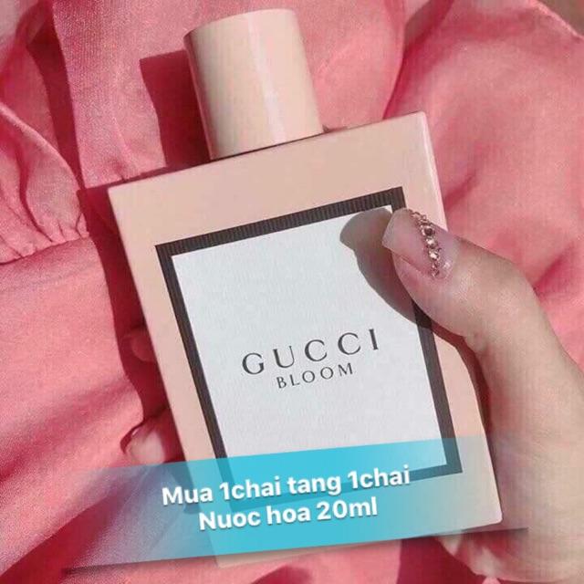 💐💐💐 Nước hoa Gucci Bloom EDP (100ml)